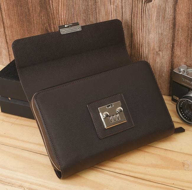 Túi clutch nam hàng hiệu nhập khẩu T3A004N0