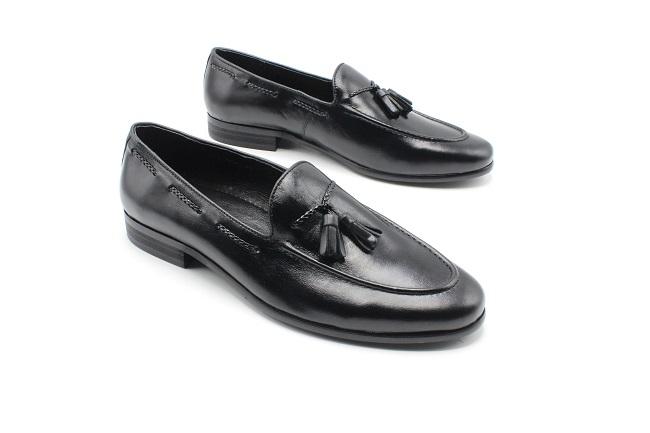 Giày lười nam da bò cao cấp LX 216-1