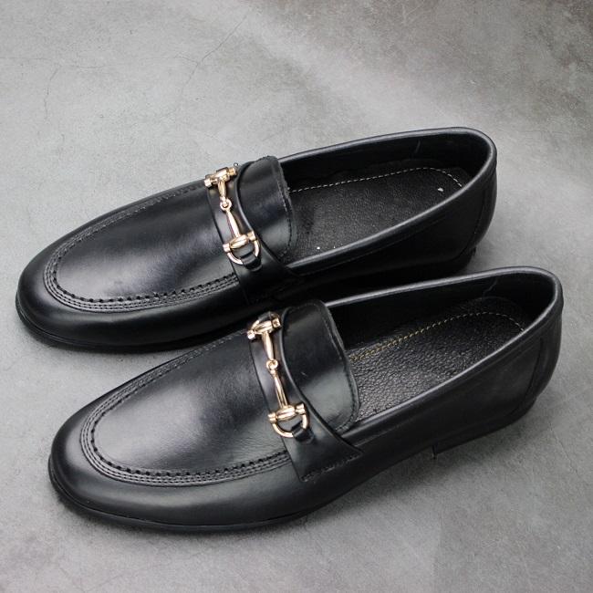 Giày nam da thật cao cấp LX 219-1