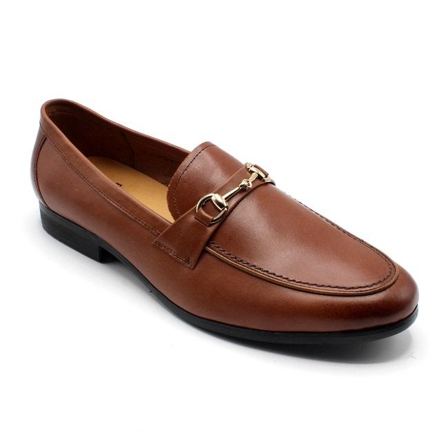 Giày nam da thật hàng hiệu LX 219-2