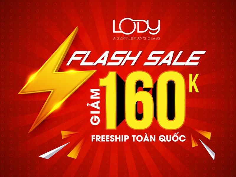 Flash sale chộp ngay giá sốc