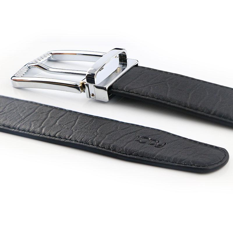 Thắt lưng nam cao cấp D3BV352D0 màu đen LODY